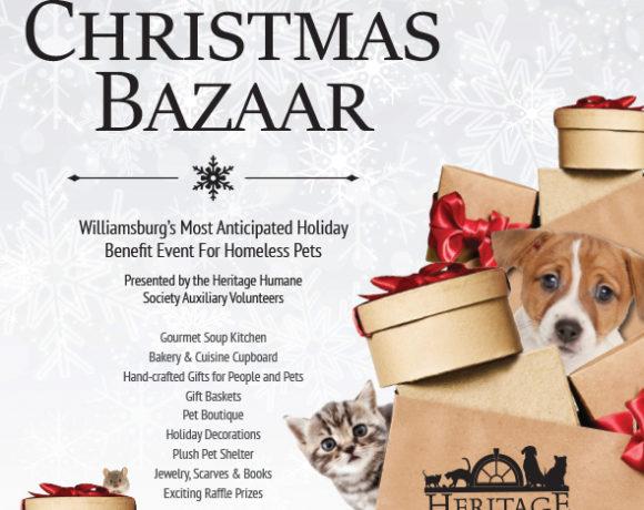 2018 Christmas Bazaar - Heritage Humane