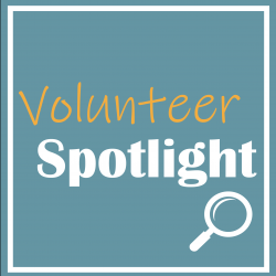 April Volunteer Spotlight