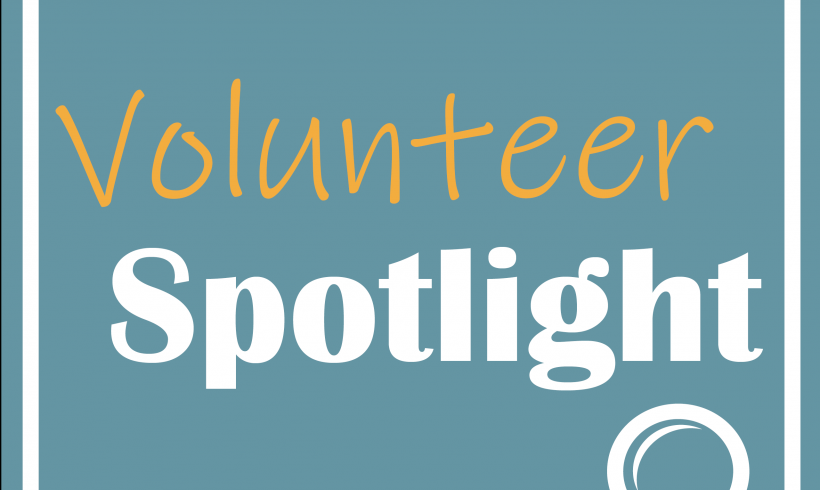 July Volunteer Spotlight
