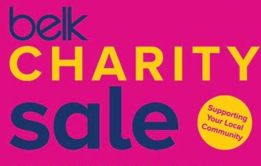 Fall Belk Charity Sale