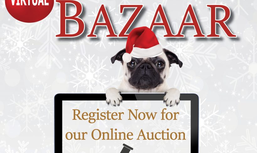 Our Online Holiday Bazaar is OPEN!